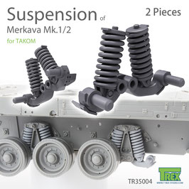 TR35005  1/35 Merkava Mk1/2 Suspension Set (2 pieces)