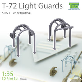 TR35043  1/35 T-72 Light Guards Set