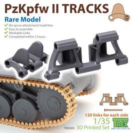 TR85005  1/35 PzKpfw II Tracks Rare Model