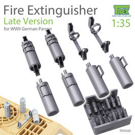 TR35020 1/35 FIRE EXTINGUISHER FOR GERMAN TANKS LATE