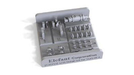 EF35153 1/35  DETAIL SET FOR STUG. III A,   FOR 1 VEHICLES