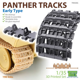 TR85006  1/35 Panther Tracks Early Type