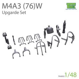 TR48002 1/48 M4A3 (76)W Upgrade Set