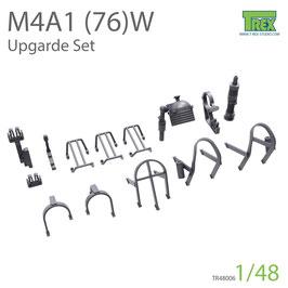 TR48006 1/48 M4A1 (76)W Upgrade Set