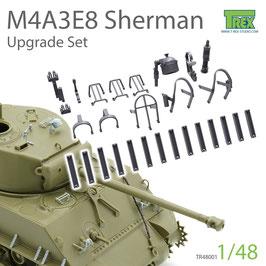 TR48001 1/48 M4A3E8 Upgrade Set