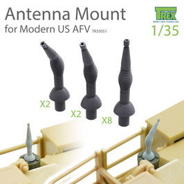 TR35051  1/35 Antenna Mount Set for Modern US AFV