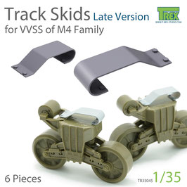 TR35045  1/35 Track Skids Set (Late Version) for M4 Family