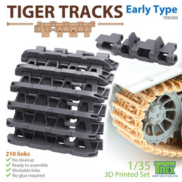 TR85008 1/35 Tiger Tracks Early Type