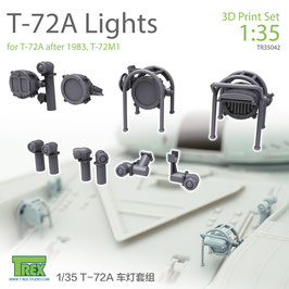 TR35042  1/35 T-72A Lights Set