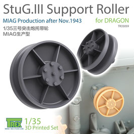 TR35059   1/35 StuG.III Support Roller MIAG Production after Nov.1943