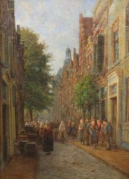 Eickelberg, Willem Hendrik (1845-1920)