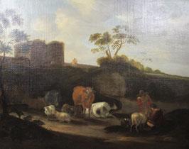 Bergen, Dirck van (1645-1699)