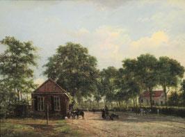 Bakhuijzen II, Alexander Hieronymus (1826-1878)