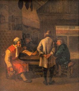 Berckheyde, Job Adriaensz. (1630-1693)