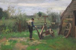Scherrewitz, Johan Frederik (1868-1951)