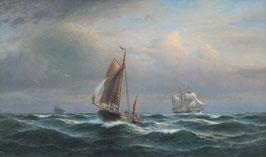 Hunten, Franz Johann Wilhelm (1822-1887)