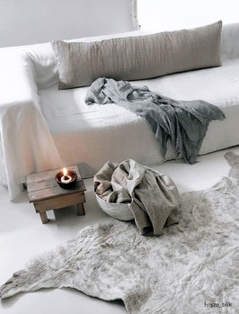 Long Linen Cushion