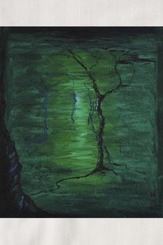 """Ölgemälde – """"Waldlichtträume"""""""