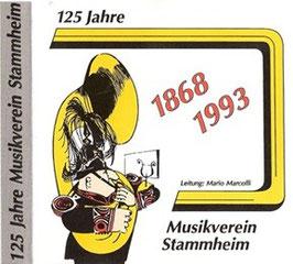 125 Jahre Musikverein Stammheim