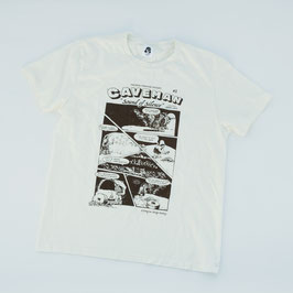 "CAVEMAN T-Shirts ""TACOMAFUJI RECORDS × Peregrine Design Factory"""