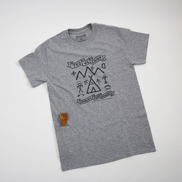 Yes, We Camp! T-shirts  Native American Picture Character.