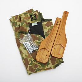 Ecdysis Bench Kit Set (Camo)
