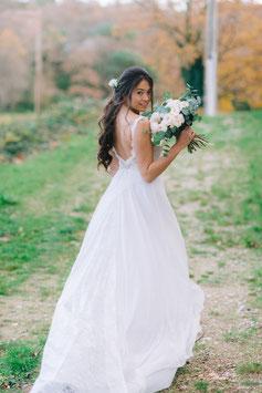 Robe de mariée Bohème Heia