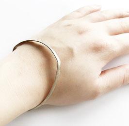 Ringel armband zilver