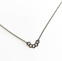Honeyarch collier zwart