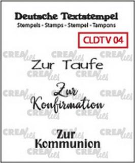 Verschiedene4 CLDTV04
