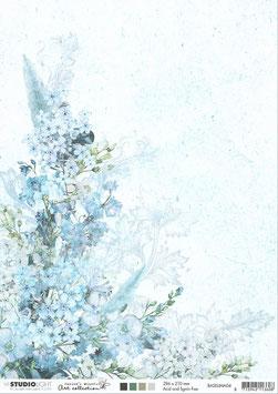 Blauer Garten
