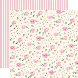 Rosé Blümchen