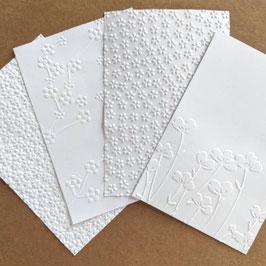 Hintergrund- papier weiß