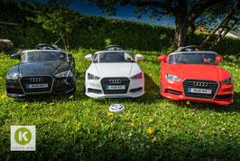 Rennstrecke plus 4 Audi A3 Cabrios
