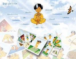 "Kinderyoga-Kartenset ""Yoga spielend lernen - mit Ananda"""