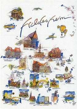 """""""Poster Hildesheim"""""""
