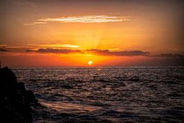 Sonnenuntergang La Palma / 177