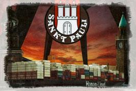 St Pauli Collage  / 1169