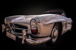 Mercedes Oldtimer  /  390