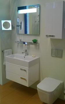 Ideal Standard Strada Waschtisch-Anlage mit WC 710 mm