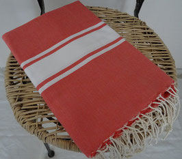 FOUTA ROSE INCARANT