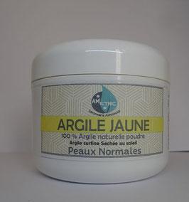 ARGILE JAUNE POT