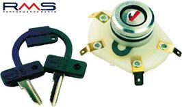 Conmutador llave contacto Vespa para manillar