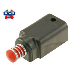Interruptor stop Vespa  punta roja