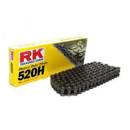 CADENA RK 530 H 120P COLOR NEGRA