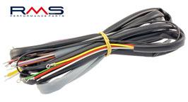Instalacion electrica Vespa 125 de´60 3 y 4 velocidades
