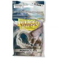 Pochettes Dragon Shield Perfect Fit clear