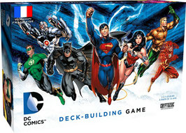 DC Comics Deck-Building Game VF