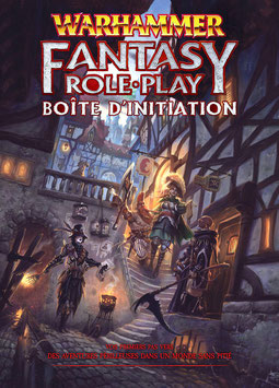 Warhammer Fantasy Boîte d'Initiation