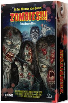 Zombies Troisième édition